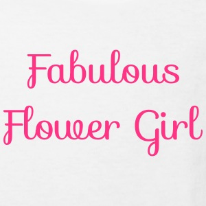 Flower Girl Shirts - Kids' Organic T-shirt