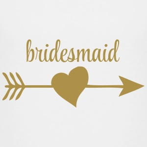 Bridesmaid Shirts - Teenage Premium T-Shirt