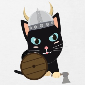 Chat de Viking Tee shirts - T-shirt Bio Enfant