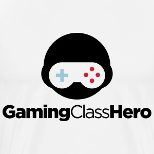 Gaming Class Hero - Männer Premium T-Shirt