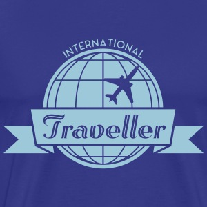 International Traveller - Men's Premium T-Shirt