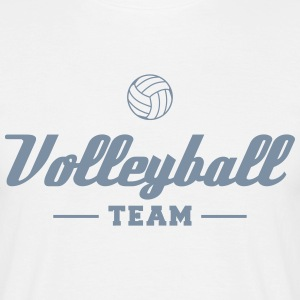 Volleyball Team Tee shirts - T-shirt Homme