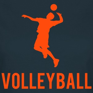Volleyball T-Shirts - Women's T-Shirt