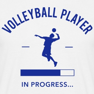 Volleyball Player loading T-Shirts - Men's T-Shirt