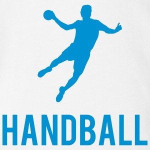 Handball Baby Bodysuits - Organic Short-sleeved Baby Bodysuit
