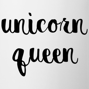 Unicorn Queen Mugs & Drinkware - Mug