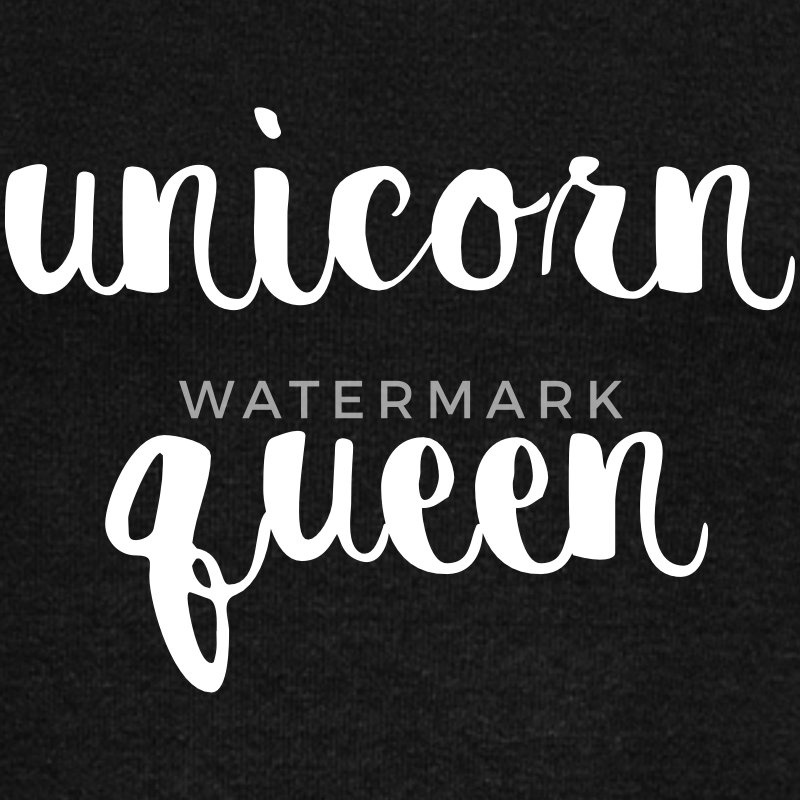 Unicorn Queen Sweat-shirts - Pull Femme col bateau de Bella