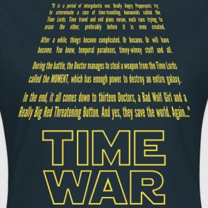 Time War T-Shirts - Frauen T-Shirt