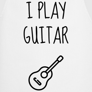 Guitar - Guitarist - Music - Gitarre - Guitare  Aprons - Cooking Apron