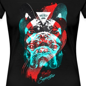 Bully Superstar T-Shirts - Frauen Premium T-Shirt