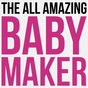 Amazing Baby Maker Funny Quote  Aprons - Cooking Apron