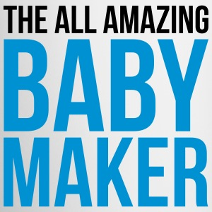 Amazing Baby Maker Funny Quote Mugs & Drinkware - Mug
