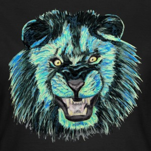 Löwe / Lion version 1 T-Shirts - Frauen T-Shirt