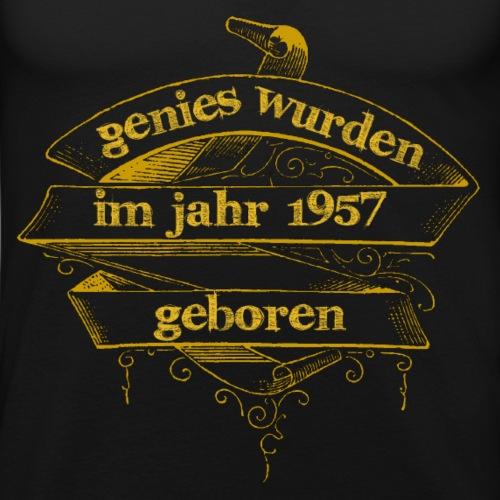 Genies wurden im Jahr 1957 geboren