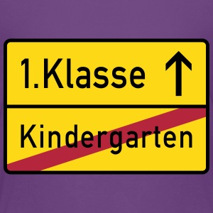 erste klasse T-Shirts - Teenager Premium T-Shirt
