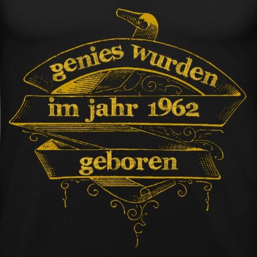 Genies wurden im Jahr 1962 geboren