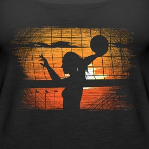Volleyball Tops - Vrouwen Premium tank top
