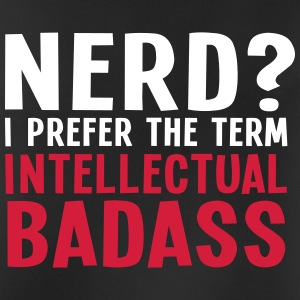 Nerd? I prefer the term intellectual badass II 2c Vêtements de sport - Débardeur respirant Homme