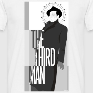 The Third Man - Men's T-Shirt