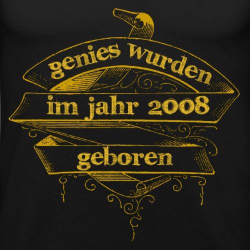 Genies wurden im Jahr 2008 geboren