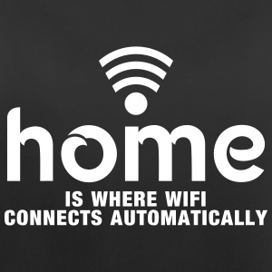 home is where the wifi connects automatically Ropa deportiva - Camiseta de tirantes transpirable mujer