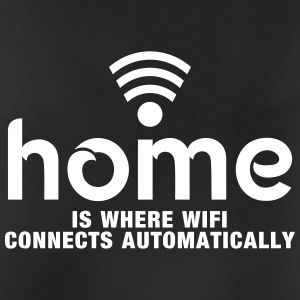 home is where the wifi connects automatically Ropa deportiva - Camiseta sin mangas hombre transpirable