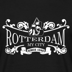 My City T-shirts - Mannen T-shirt