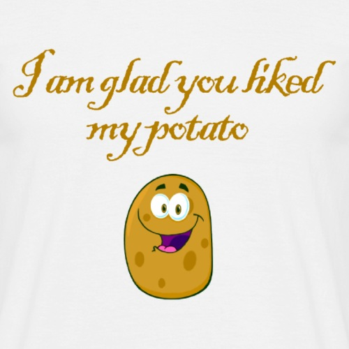 SHERLOCK: Glad youl liked my potato