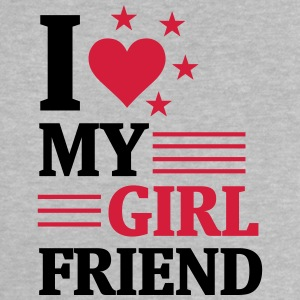 I LOVE MY GIRLFRIEND! Baby Shirts  - Baby T-Shirt