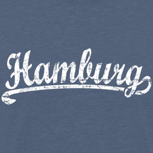 Hamburg Klassik (Vintage Weiß)