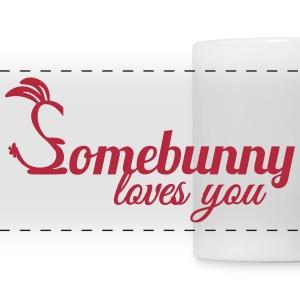 hare mugs drinkware spreadshirt. Black Bedroom Furniture Sets. Home Design Ideas