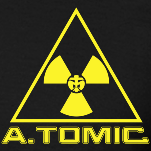Atomic T-Shirt Logo small