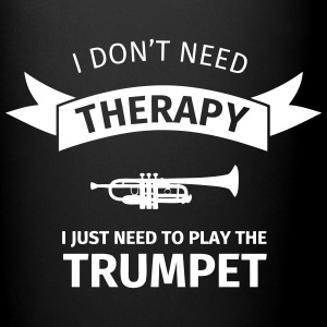 I don't need therapy I just need to play the trump Kopper & tilbehør - Ensfarget kopp