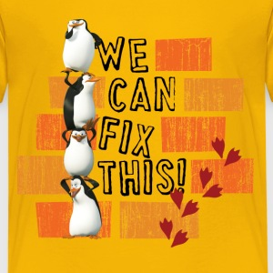 Les Pingouins We Can Fix This - T-shirt Premium Enfant