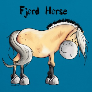 Fjord Horse Sweat-shirts - Sweat-shirt contraste
