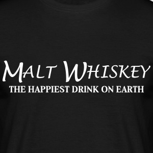 Malt Whiskey T-Shirts - Men's T-Shirt