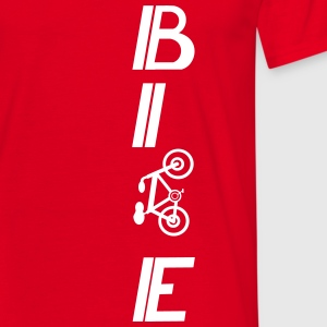 BIKE T-shirts - Herre-T-shirt