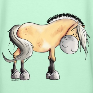 Happy Fjord Horse Hoodies & Sweatshirts - Women's Premium Hoodie