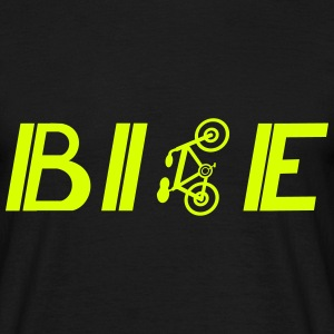 BIKE 2 T-shirts - Mannen T-shirt