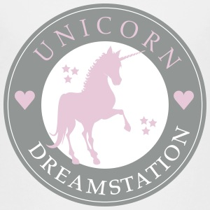Unicorn Dreamstation T-Shirts - Kinder Premium T-Shirt