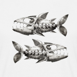 Steel Fish - Men's T-Shirt