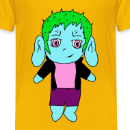 Motiv ~ Chibi-Shirt für Teenager