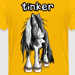 Brillanter Irish Tinker T-Shirts - Kinder Premium T-Shirt