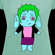Motiv ~ Chibi-Shirt für Frauen