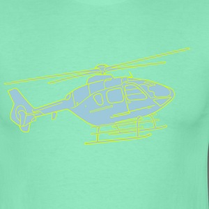 Helicopter 2 T-Shirts - Men's T-Shirt