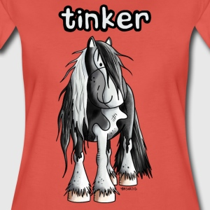 Brillanter Irish Tinker T-Shirts - Frauen Premium T-Shirt
