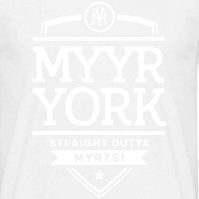 Myyr York - Straight Outta Myrtsi