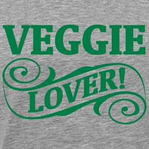 VEGGIE LOVERS! T-Shirts - Men's Premium T-Shirt