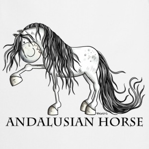 Andalusian Horse  Aprons - Cooking Apron