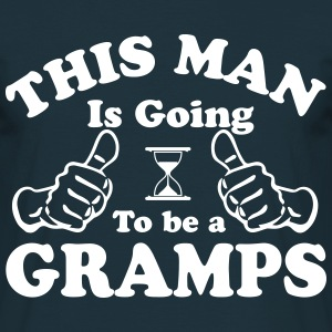 This Man Is Going To Be A Gramps T-Shirts - Men's T-Shirt